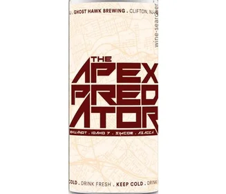 Ghost Hawk: Apex Predator