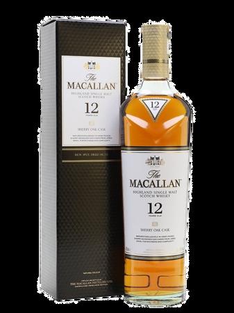 Macallan Single Malt 12 Year