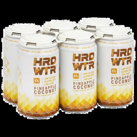HRD WTR: Pineapple Coconut