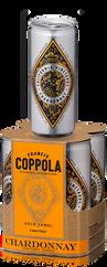 Coppola Chardonnay Cans