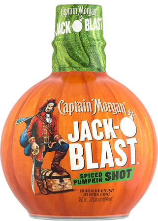 Captain Morgan Jack-O-Blast