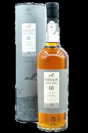 Oban Single Malt 18 Year