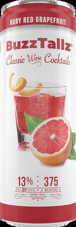 BuzzTallz Ruby Red Grapefruit