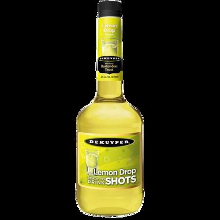 DeKuyper Lemon Drop Shots