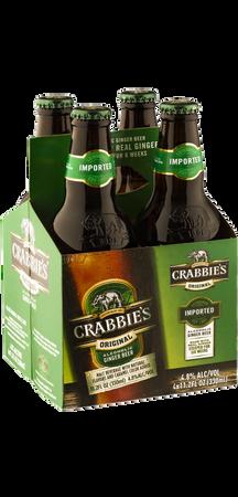 Crabbie's Original Ginger Beer Bottles