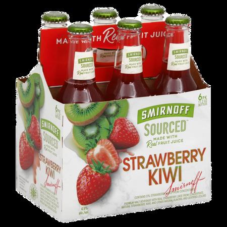Smirnoff Ice: Strawberry Kiwi