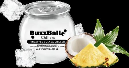 BuzzBallz Pineapple Colada Chiller