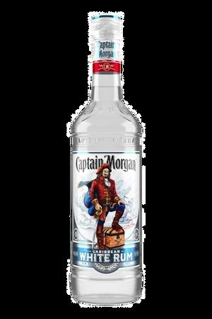 Captain Morgan White
