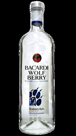 Bacardi Wolf Berry