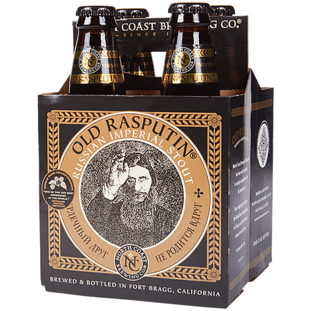 North Coast: Old Rasputin