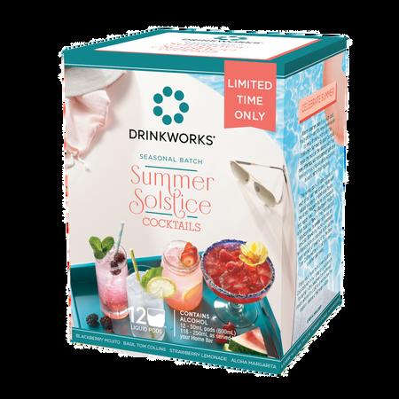 Drinkworks Summer Solstice Cocktails