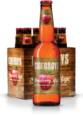 Cider Boys: Strawberry Magic