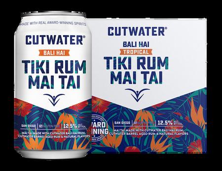 Cutwater Tropical Tiki Rum Mai Tai