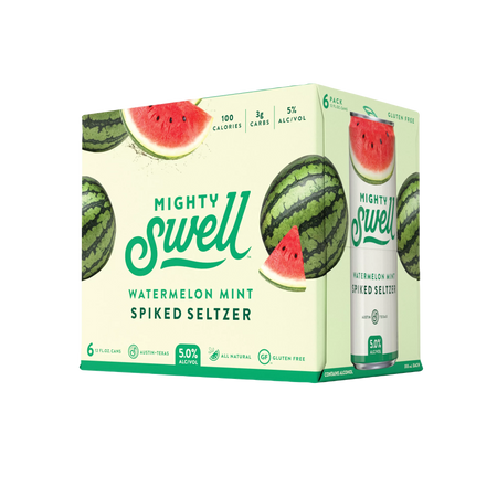 Mighty Swell: Watermelon Mint