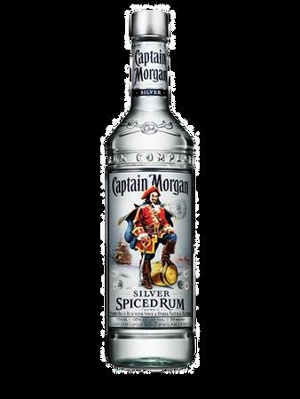 Captain Morgan Silver