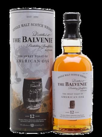 Balvenie 12 Year 'Sweet Toast'