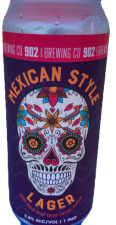 902 Brewing: Mexican Style Lager