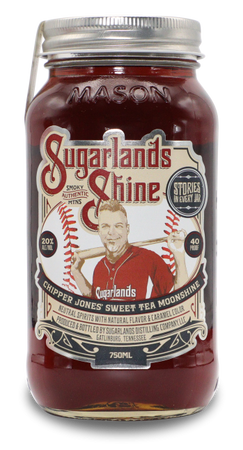 Sugarland's Shine Chipper Jones Sweet Tea
