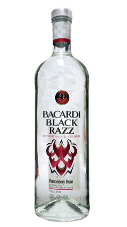 Bacardi Black Razz