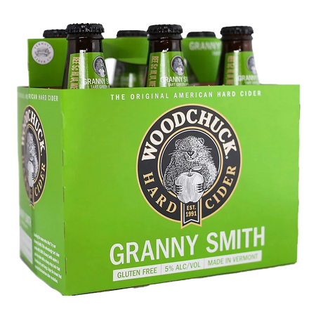 Woodchuck Hard Cider: Granny Smith