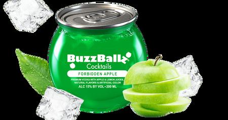BuzzBallz Forbidden Apple