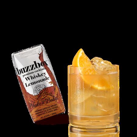 Buzzbox Whiskey Lemonade