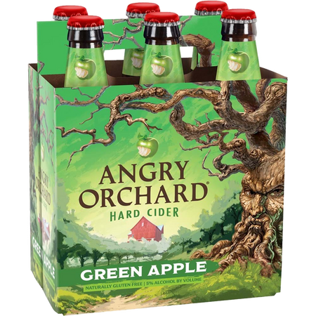 Angry Orchard: Green Apple