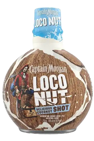 Captain Morgan Loco Nut
