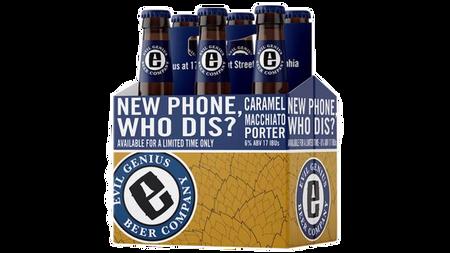 Evil Genius: New Phone, Who Dis?