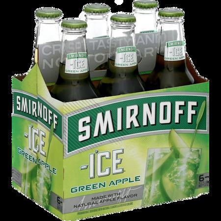 Smirnoff Ice: Green Apple