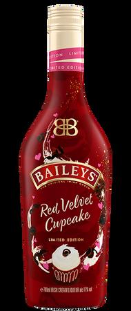 Bailey's Red Velvet Cupcake
