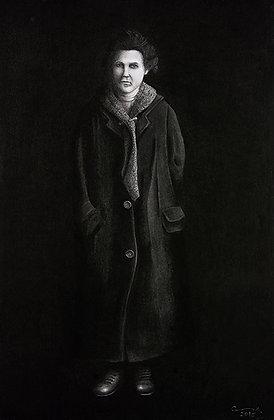 black portrait / retrato negro