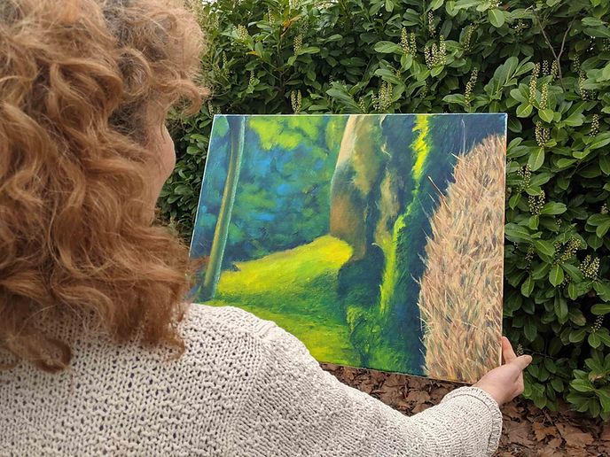 Galina Stefanova holding garden sm.jpg