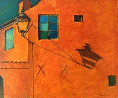 SOUL OF THE HOUSE - Galina Stefanova fine art painting.jpg
