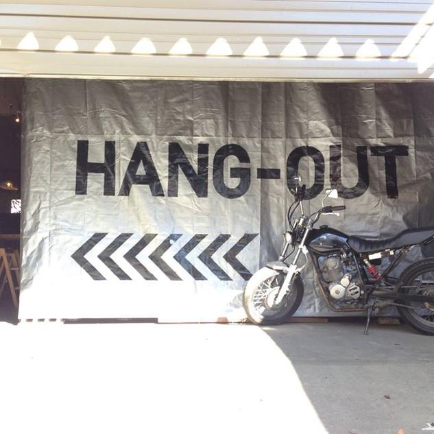 展示会 HANG-OUT 入口