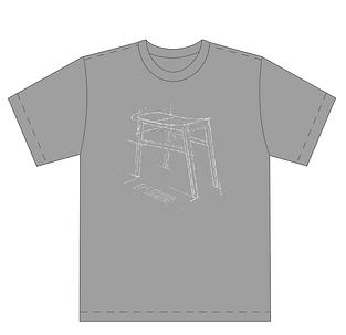 Tunnel works オリジナル Tシャツ
