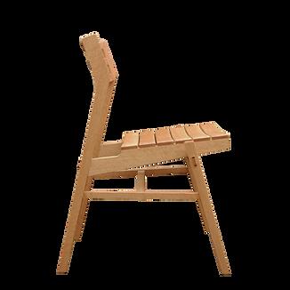 木製椅子 木の座面 ダイニングチェア
