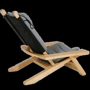 パーソナルチェア イージーチェア 安楽椅子 クッション 取り外し 薪ストーブ