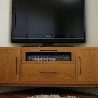 コーナーTVボード