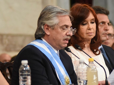 El lugar en el que estamos en la Argentina