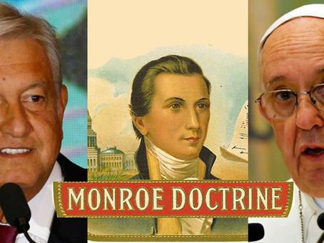 El Clerical Fascismo Ibero-Americano ataca la Cuarta Transformación de México. El Papa se deslinda.
