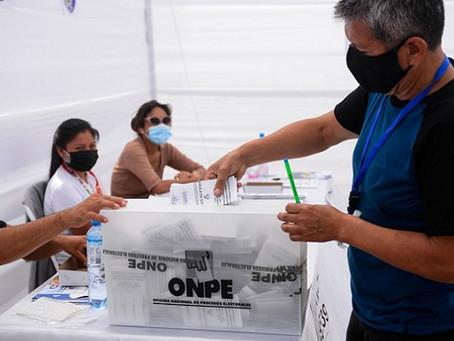 Elecciones en Perú y México