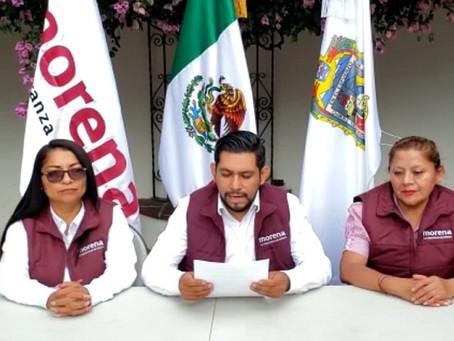 Dirigencia Nacional de Morena Culpable de la Derrota Electoral en Puebla.