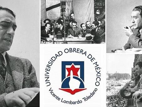 CARTA ABIERTA AL PUEBLO DE MÉXICO, UNIVERSIDAD OBRERA DE MÉXICO