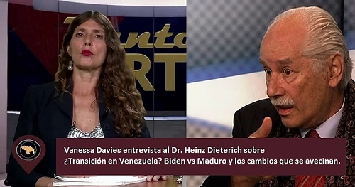 Vanessa Davies heinz dieterich