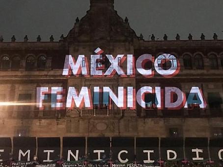 EL TRASFONDO DE LAS PROTESTAS FEMINISTAS