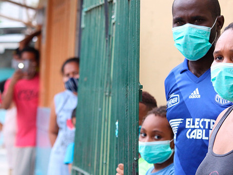 Alerta Nacional a todas las familias vulnerables y a los pacientes de los Grupos de Atención Priorit