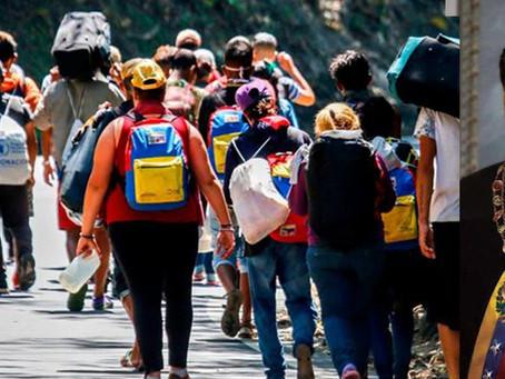 """El canciller madurista tiene razón: aquí, """"no hay crisis migratoria"""""""
