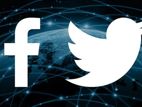 Twitter y Facebook: La suprageocomunicacionalidad como arma política de doble filo.