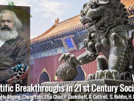 Scientific Breakthroughs in 21 st Century Socialism Vol III
